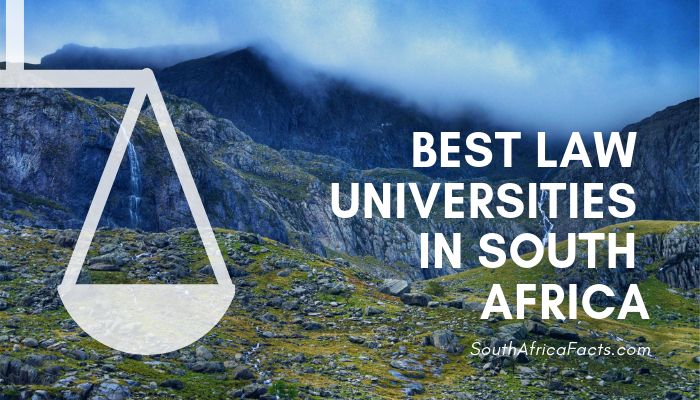 best law universities in south africa