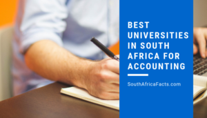 best accounting universities in south africa