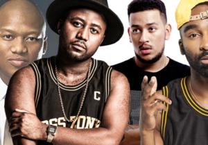 south african hip hop artists