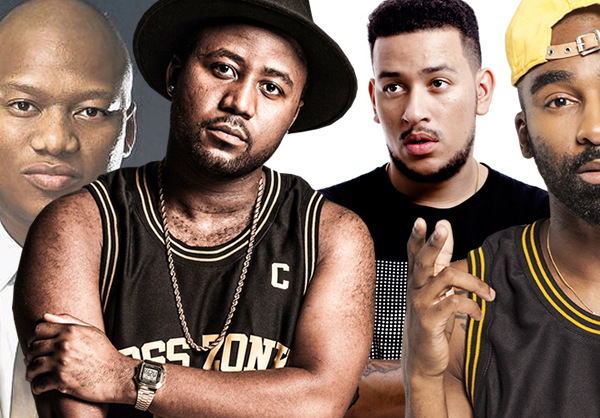 south african hip hop artists