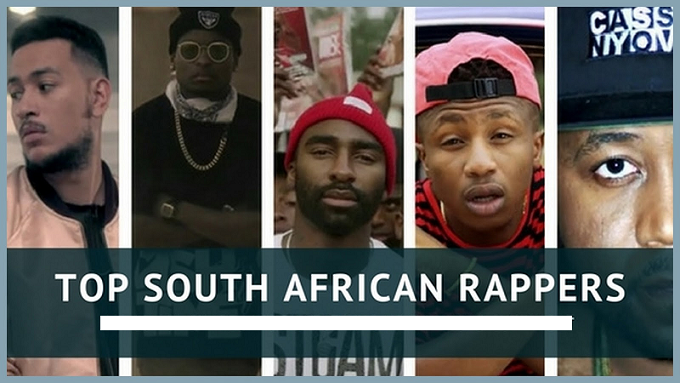 top 10 south african rappers
