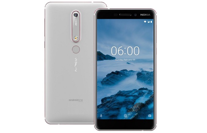 nokia 6 price in south africa