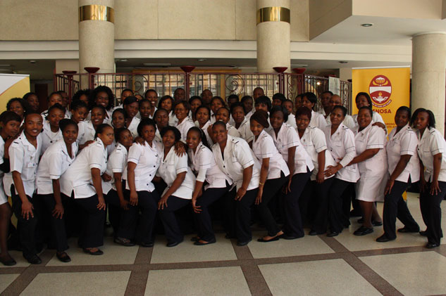 nursing schools in south africa