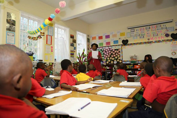 teaching colleges in south africa