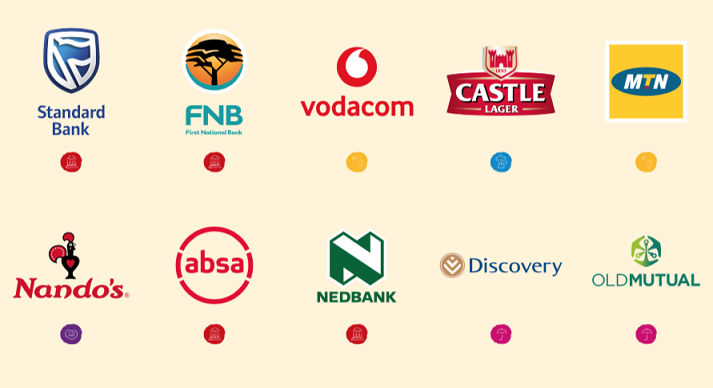 top 100 companies in south africa