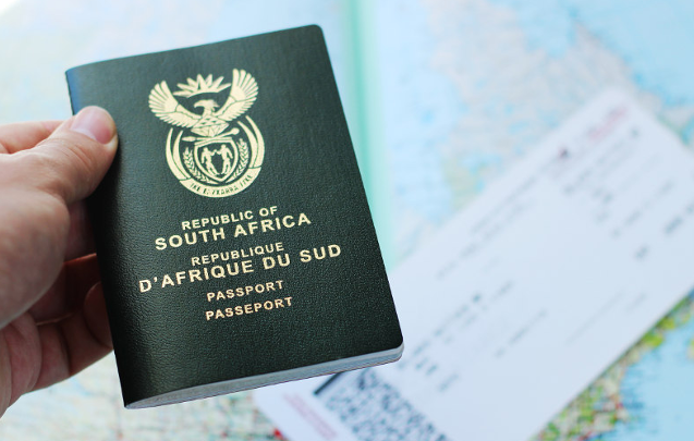 visa free countries for south africans