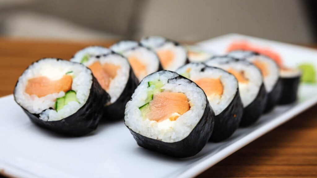 Best Sushi in Johannesburg