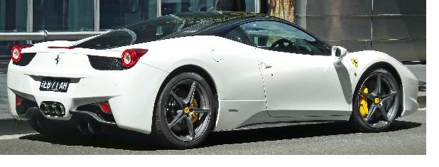 Ferrari 458 Price in South Africa