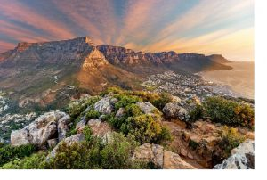 Highest Mountain in South Africa